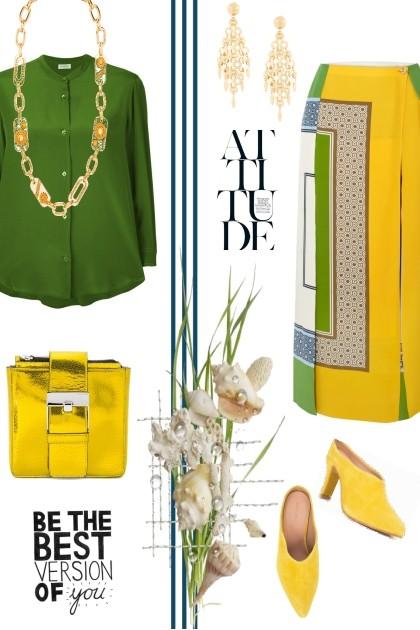 Be the Best...- Combinazione di moda