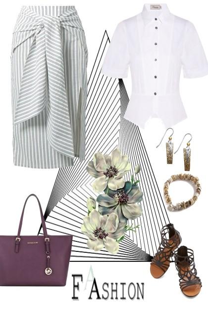 Grey Fashion- Fashion set