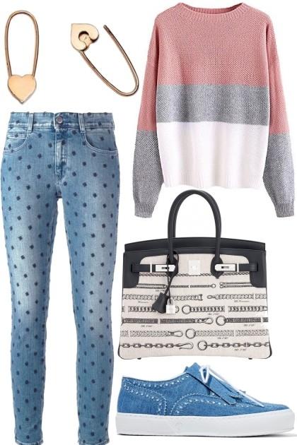 Neo 70- Combinazione di moda