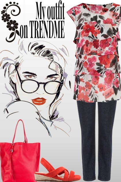 My Outfit On TRENDME!- Fashion set