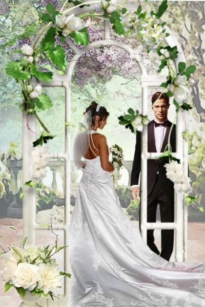Outdoor Summer Wedding!- Fashion set
