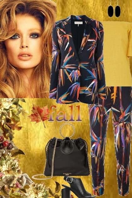The Beauty Of Fall!- Fashion set