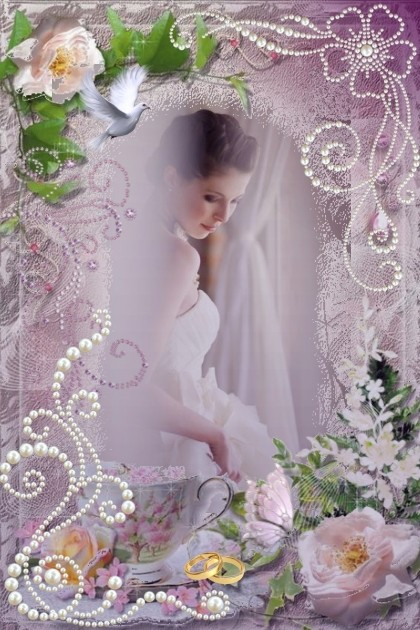 Wedding Splendor!- Fashion set