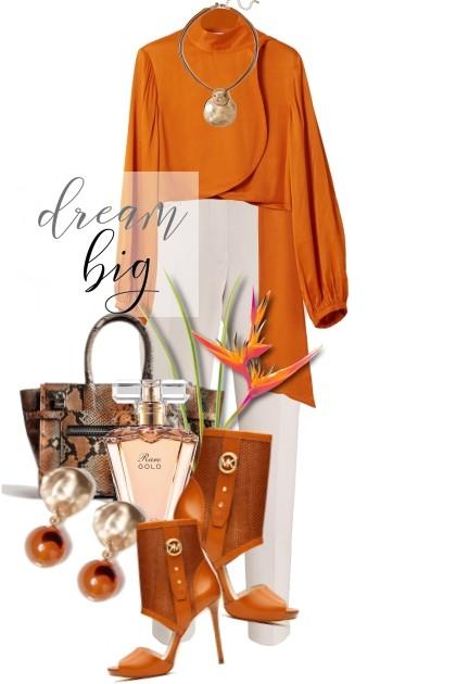 Dream Big.....- Fashion set