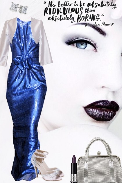 MARILYN MONROE- Fashion set