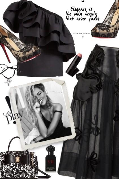 ELEGANCE !!!!!!- Fashion set