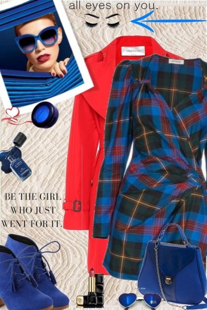 ALL EYES ON YOU ....♥- Fashion set