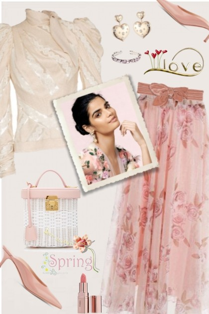 LOVE SPRINGTIME ♥- Fashion set