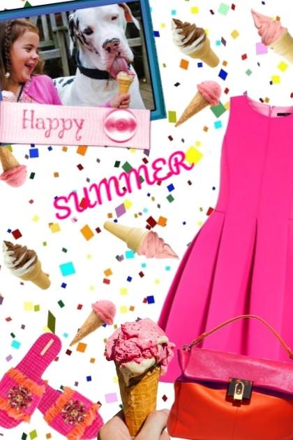 HAPPY SUMMER - Combinaciónde moda