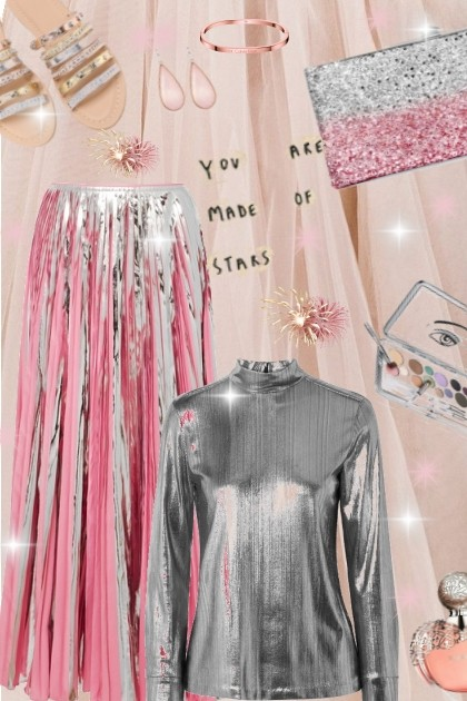YOU ARE MADE OF STARS- Fashion set