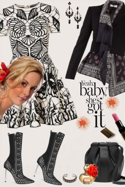 YEA BABY!!!!!!!!!!!!!!!!!!!!!!!!- combinação de moda