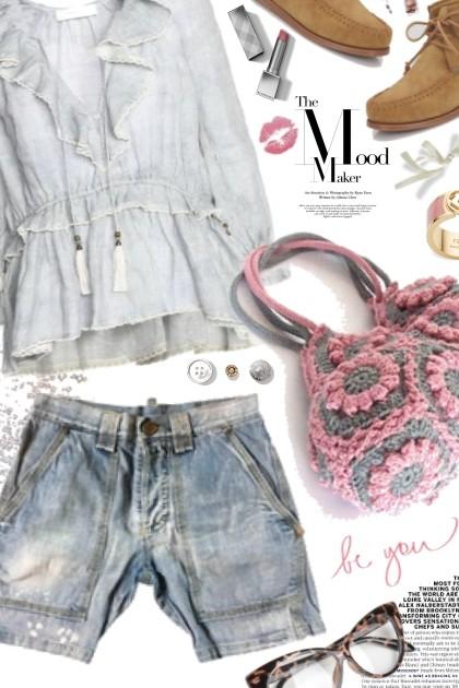 Soft Focus- combinação de moda
