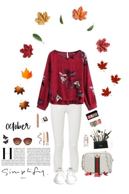 autumnia- Fashion set