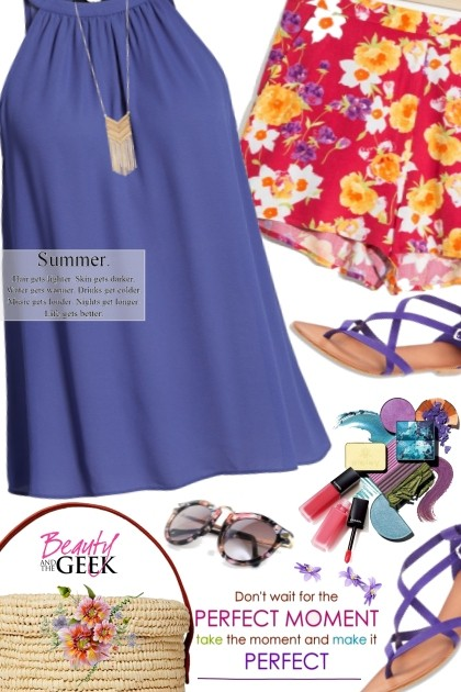Beauty and the Geek- Fashion set