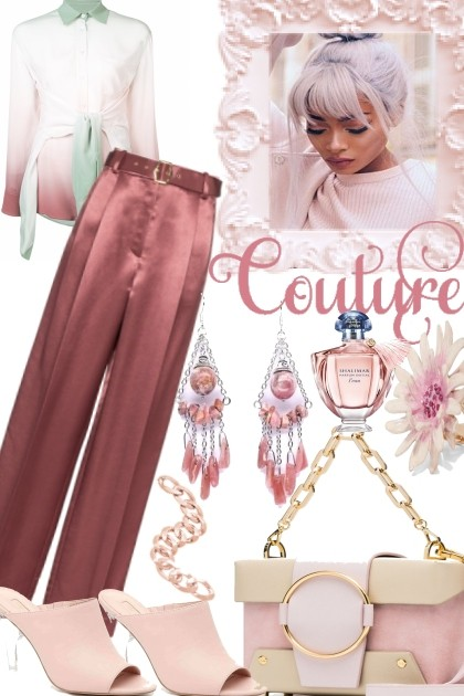 Couture in the City- Fashion set