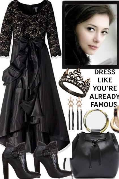 DRESS LIKE YOU´RE ALREADY FAMOUS- Fashion set
