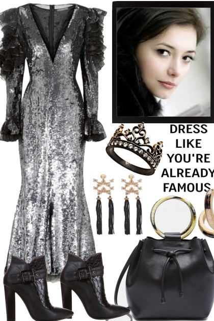 DRESSED LIKE A QUEEN- Fashion set