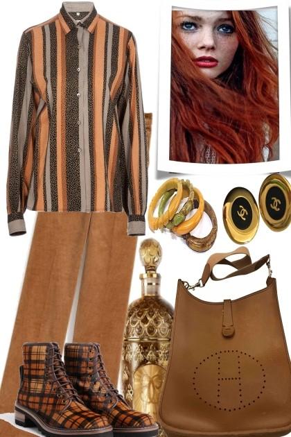 FALL BEAUTY- Fashion set