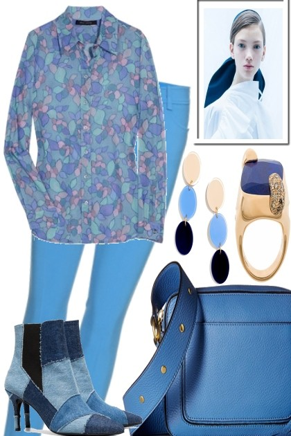 GET THE FRIDAY BLUES- Fashion set