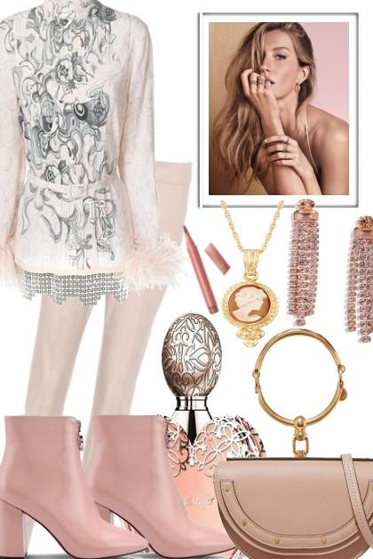 Soft colors...- Fashion set