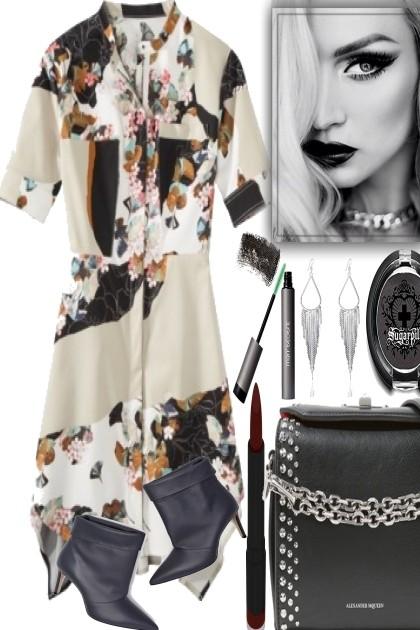 she´s a beauty.- Fashion set