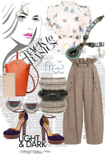 back  2 basics- Fashion set