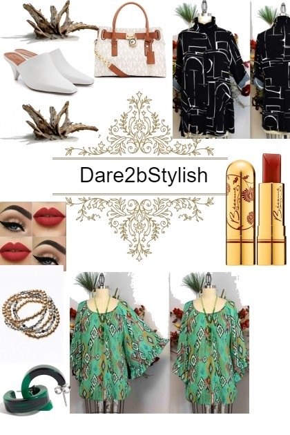 Dare2bStylish #33- Fashion set