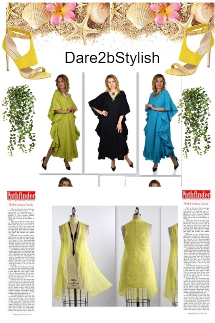 Dare2bStylish #34- Fashion set