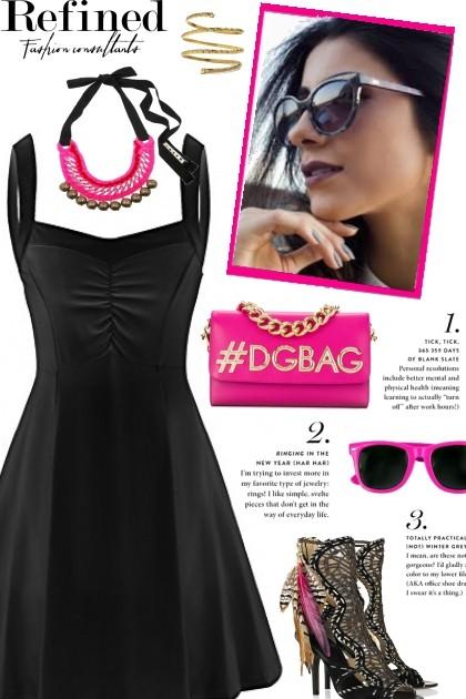 How to wear s Swing Dress!- Fashion set