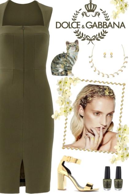 How to wear a Front Zipper Split Dress!- combinação de moda