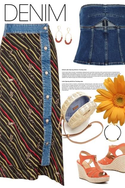 Denim Days- Fashion set