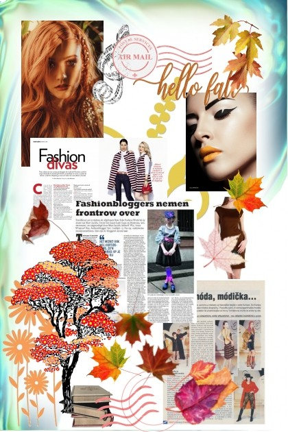 Welcome Ms Fall- Fashion set