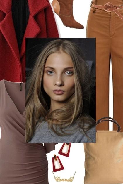 Beautiful Fall- Fashion set
