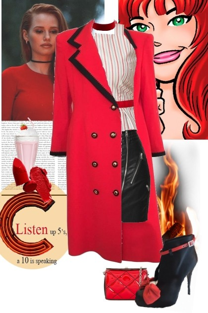 Cheryl- Modna kombinacija