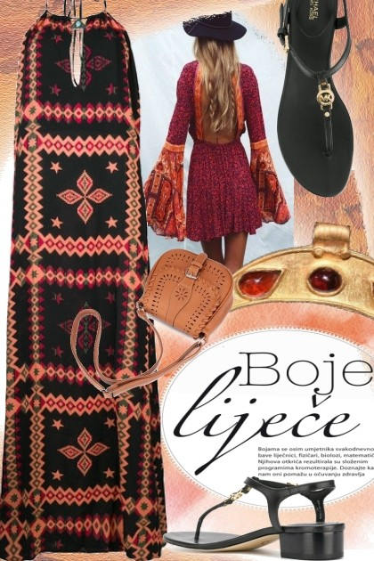 Boho Style- Fashion set
