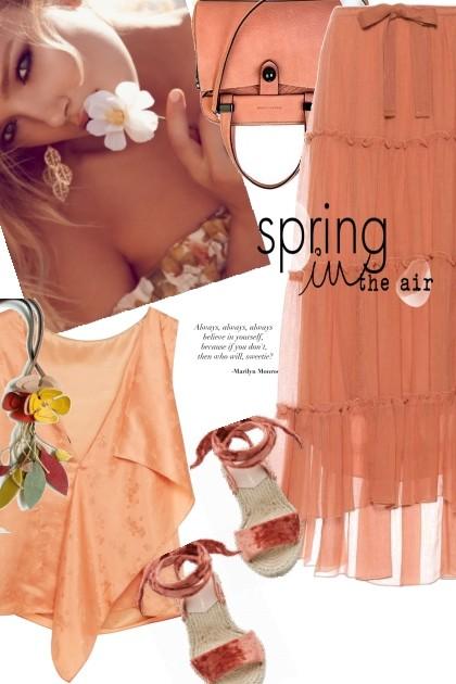 Spring style- Fashion set
