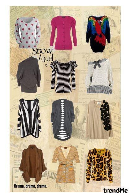 Preživiti zimu sa stilom- Fashion set
