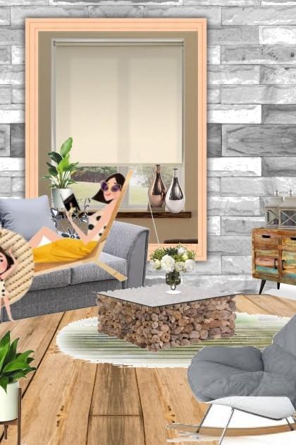 stone wall- Fashion set