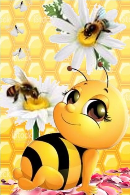 bee sweet- Fashion set