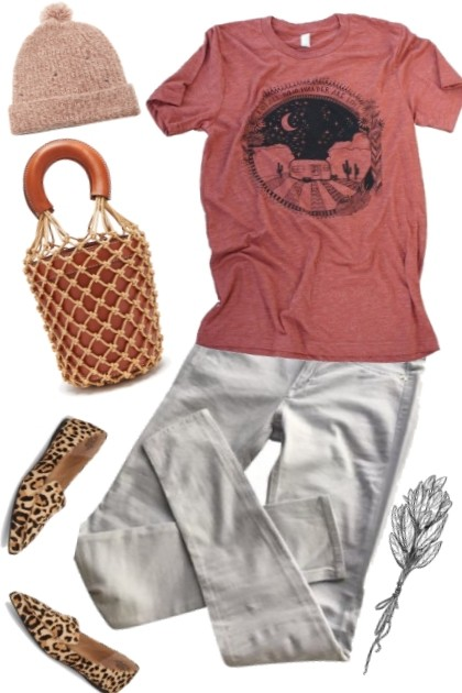 graphic tee 4 me - Fashion set