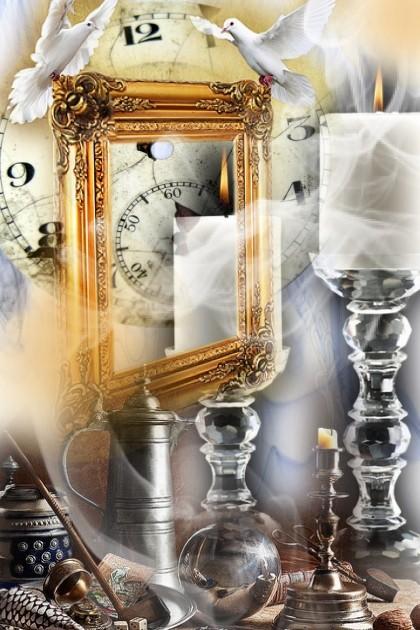 peacfully stealing time- Modna kombinacija