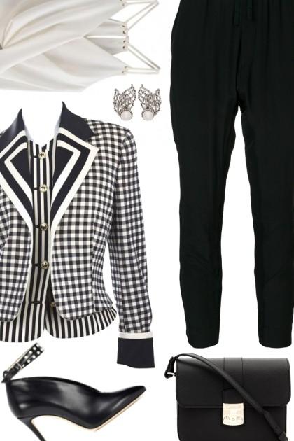 070- combinação de moda