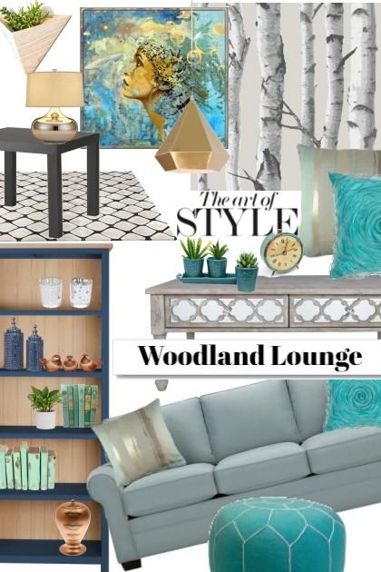 Woodland Lounge- Combinazione di moda