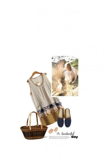 La Petite Oie / The Little Goose- Fashion set