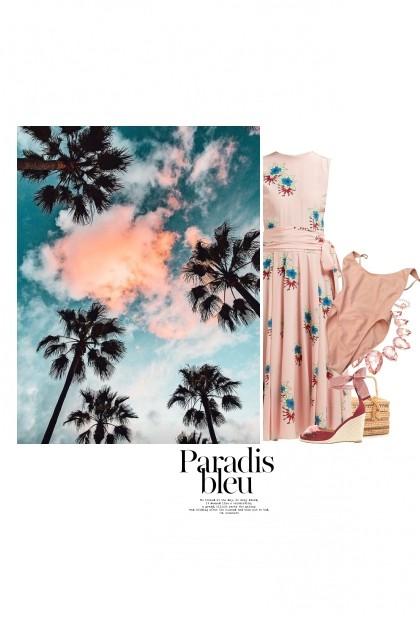 Quelque Part Sous Les Palmiers- Combinazione di moda