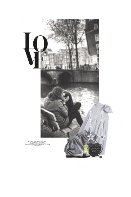 L'Amour Au Temps D'Amsterdam