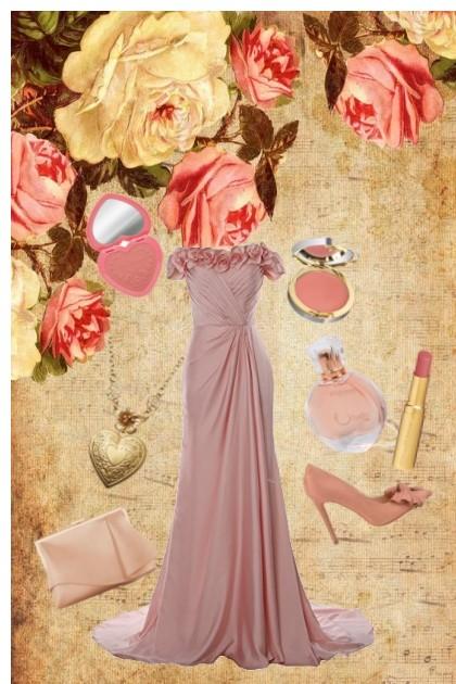 romantic- Fashion set