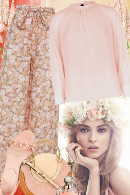 Peachy Keen - Modna kombinacija