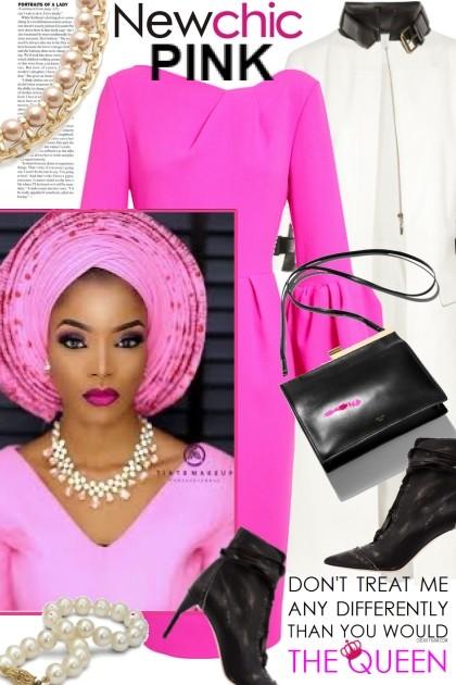 Chic Pink- Fashion set