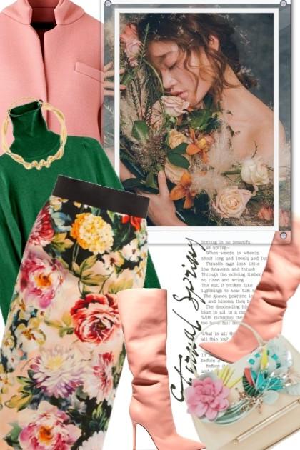 Eternal Spring Inside- Fashion set